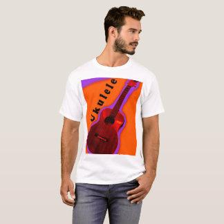 Ukulele-Shirt Entwurf 1: Zeigen Sie Ihre Liebe des T-Shirt