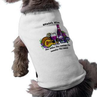 Ukulele-Wein T-Shirt