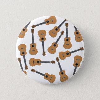 Ukuleles Uke Runder Button 5,7 Cm