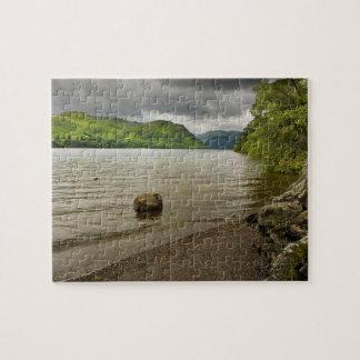 Ullswater im See-Bezirksandenken-Foto Puzzle