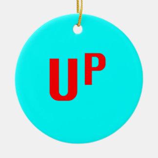 UltimatePPS Kreis-Verzierung Keramik Ornament