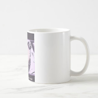 Ultra turnatble kaffeetasse