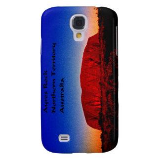 Uluru, eingeborener heiliger Standort Galaxy S4 Hülle
