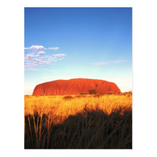 Uluru Postkarten