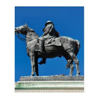 Ulysses S Grant Acryldruck