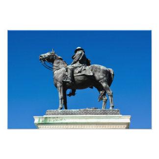 Ulysses S Grant Fotodruck