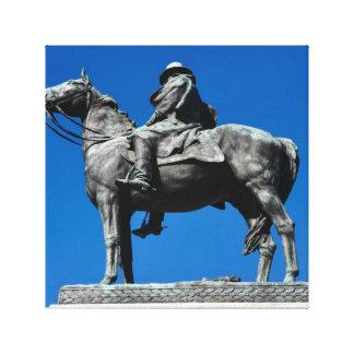Ulysses S Grant Leinwanddruck