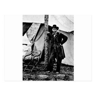 Ulysses S. Grant Postkarte