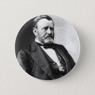 Ulysses S. Grant Runder Button 5,1 Cm
