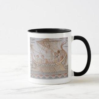 Ulysses und die Sirenen Tasse