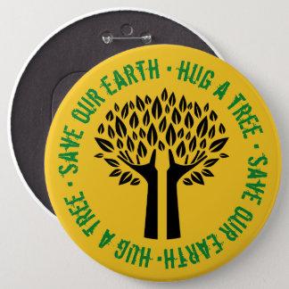Hug a Tree Save Our Earth