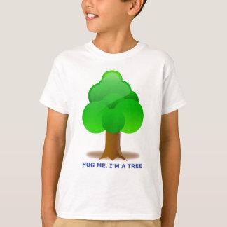 UMARMEN SIE MICH. Ich bin EIN BAUM! T-Shirt