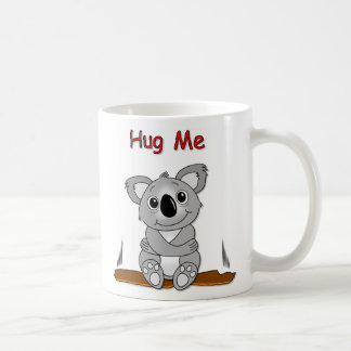 Umarmen Sie mich Koala-Tasse Kaffeetasse