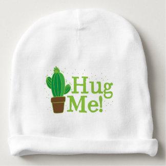 umarmen Sie mich mit Kaktus Babymütze