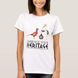 Umarmung Culture&tradition. T-Shirt