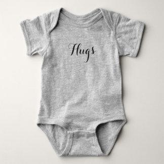 Umarmungen Baby Strampler
