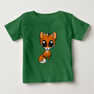 Umarmungen Pls! Fox Baby T-shirt