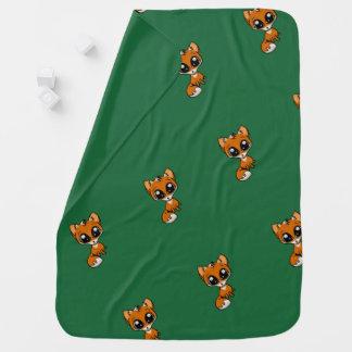 Umarmungen Pls! Fox Kinderwagendecke