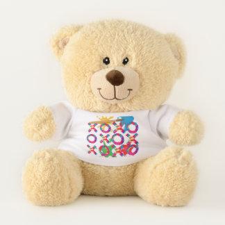 Umarmungen u. Kuss-neue Farben-Ausgabe Teddybär