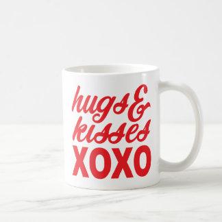Umarmungen u. Küsse Kaffeetasse