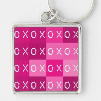 ╳◯╳◯ Umarmungen u. Küsse! Schablone keychain Schlüsselband
