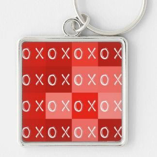 ╳◯╳◯ Umarmungen u. Küsse! Schablone keychain Schlüsselanhänger