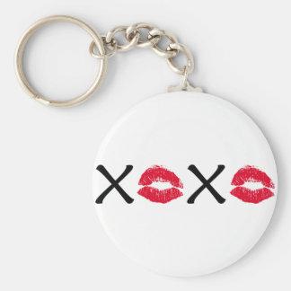 Umarmungen und Küsse Schlüsselanhänger