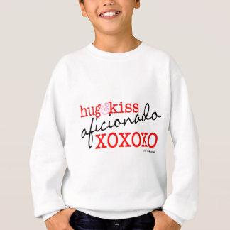 Umarmungen und Küsse Sweatshirt