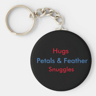 Umarmungen und Snugglesschlüsselkette Schlüsselanhänger