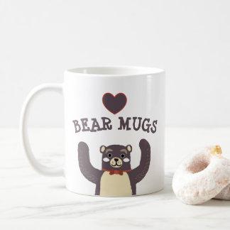Umarmungs-Bärn-Tasse Kaffeetasse