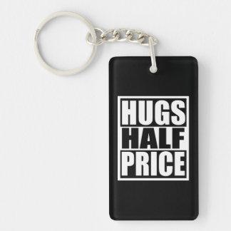 Umarmungs-halber Preis Schlüsselanhänger