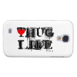 Umarmungs-Leben-Schmutz-Art Galaxy S4 Hülle