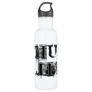 Umarmungs-Leben-Schmutz-Art Trinkflasche