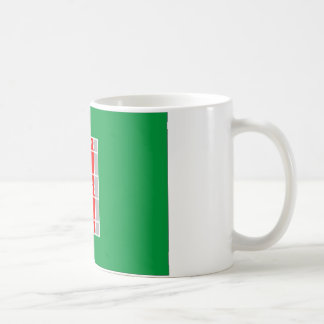 Umbrien (Italien) Kaffeetasse