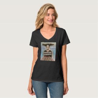 Umfassen Sie Ihre ungeschickte Seite T-Shirt