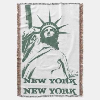 Umfassendes NYC Freiheitsstatue New York Decke