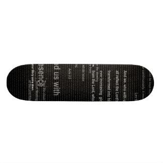 Umgeben Sie uns 18,4 Cm Mini Skateboard Deck