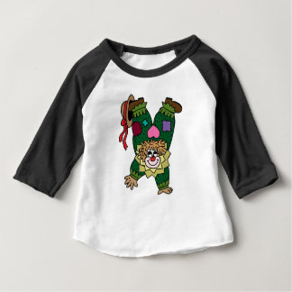 Umgedrehter Clown Baby T-shirt