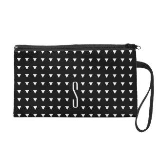 Umgekehrte Dreiecke: personalisierte Tasche