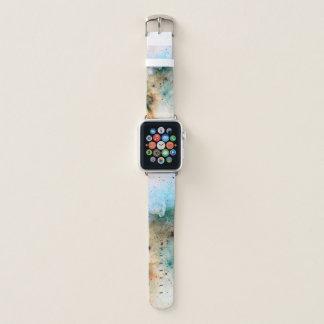 Umgekehrtes Galaxie-Weltraum-Apple-Uhrenarmband Apple Watch Armband