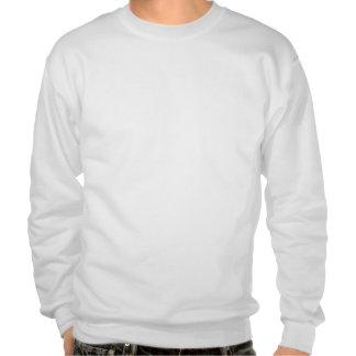 Umgekehrtes Kreuz-u. Galaxie-Kätzchen-Sweatshirt