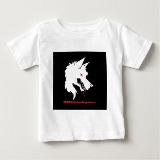 umgekehrtes Logo Baby T-shirt