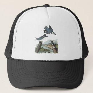 Umgeschnallter Eisvogel, John Audubon Truckerkappe