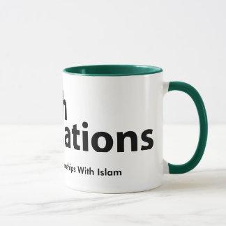 Ummah Beziehungs-Tasse Tasse