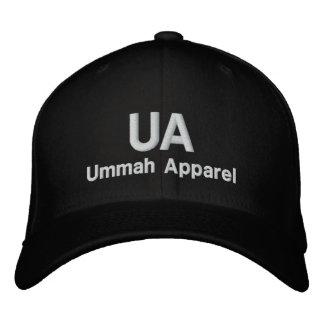 Ummah Kleid Bestickte Kappe