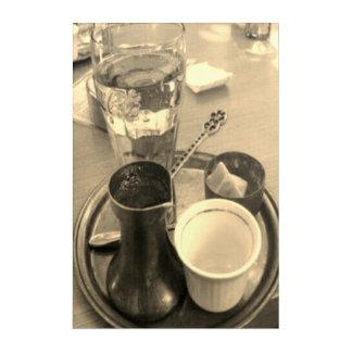 UMMAUERN Sie KUNST ARABISCHES TRADITIONELLES COFFE