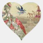 Umschlag Aufkleber Andenkendes Versailles