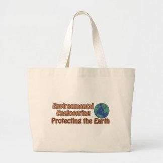 Umwelt-Ingenieur Tragetaschen