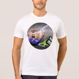 Umweltschutz-Bewusstsein T-Shirt