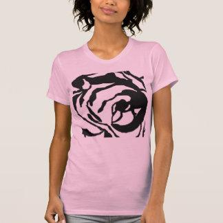 Una Rosa Camisa T-Shirt